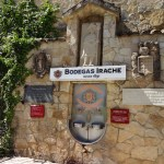 Wine and Water fountains of Bodegas Irache