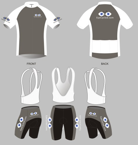 EyeCycled Cycling Clothing