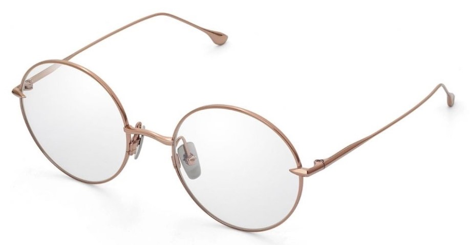 Dita Believer rosegold side