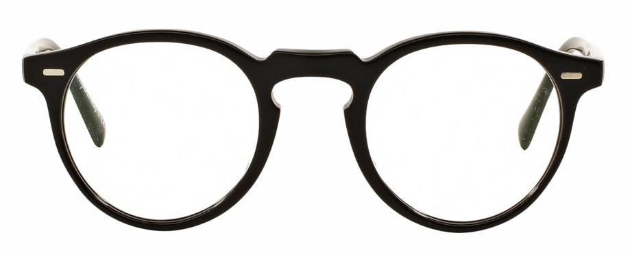 Oliver Peoples Gregory Peck Black