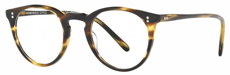 Optical Oliver Peoples O MALLEY – Cocobolo 3_4 side