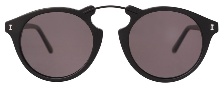 Sunglasses Illesteva SULLIVAN – Matte Black : Grey