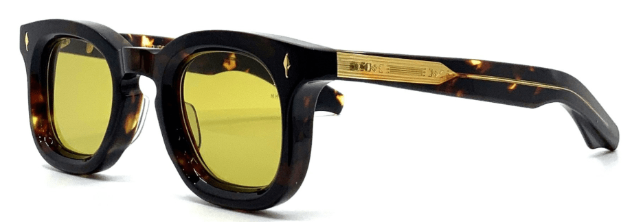 Sunglasses Jacques Marie Mage LOEWY Dark Havana
