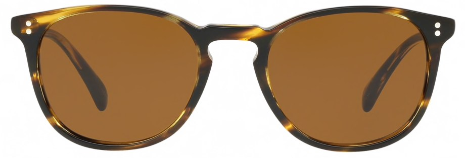 Sunglasses Oliver Peoples FINLEY ESQ. – Cocobolo : Brown