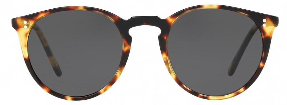 Sunglasses Oliver Peoples O'MALLEY – Vintage Dtb – Dark Grey Polar