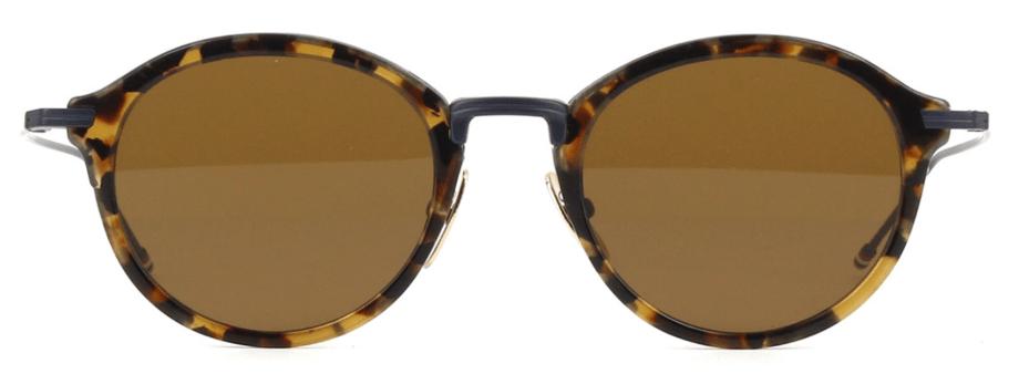 Thom browne tbs908 02 tokyo tortoise sunglasses