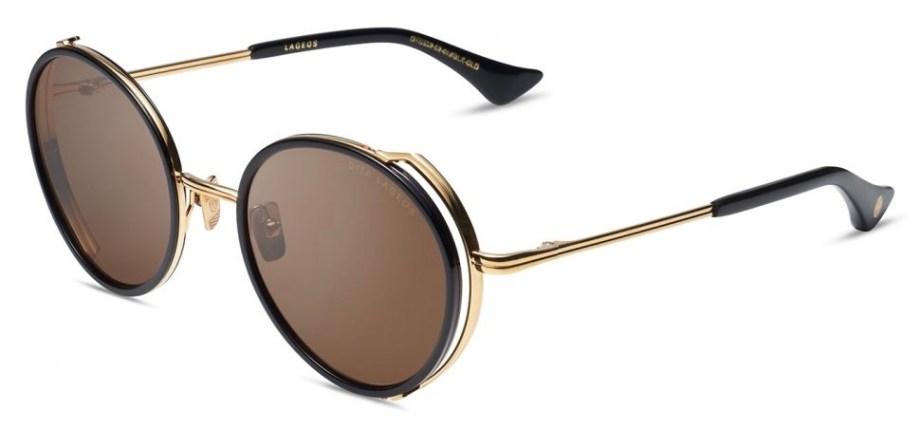 dita lageos black sunglasses 3:4 side