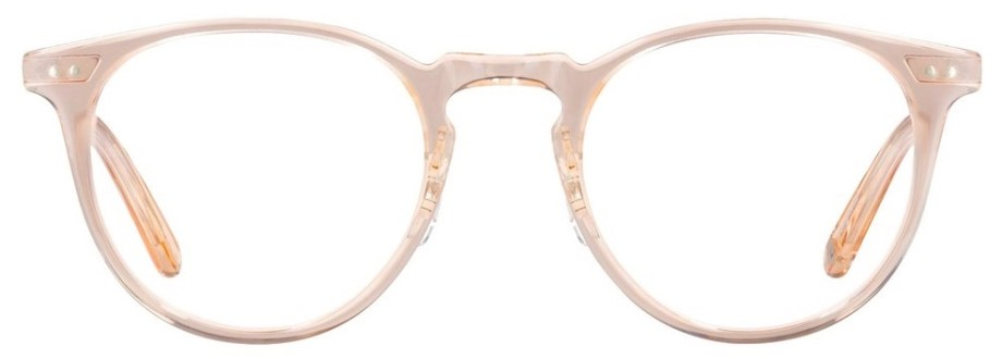 garrett leight Ocean_46_Pink_Crystal-Rose_Gold