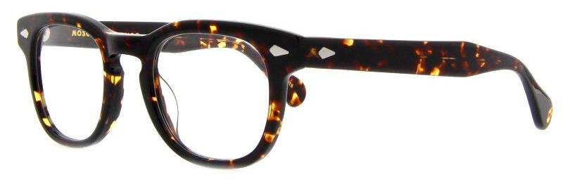 lunettes-de-vue-moscot-dark havana 3_4 side