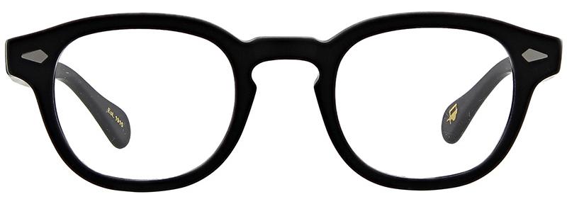 lunettes-de-vue-moscot-lemtosh matte black