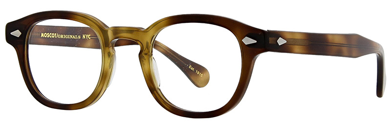 lunettes-de-vue-moscot-lemtosh tobacco
