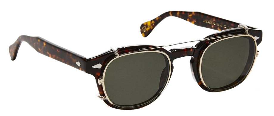 moscot cliptosh gold side