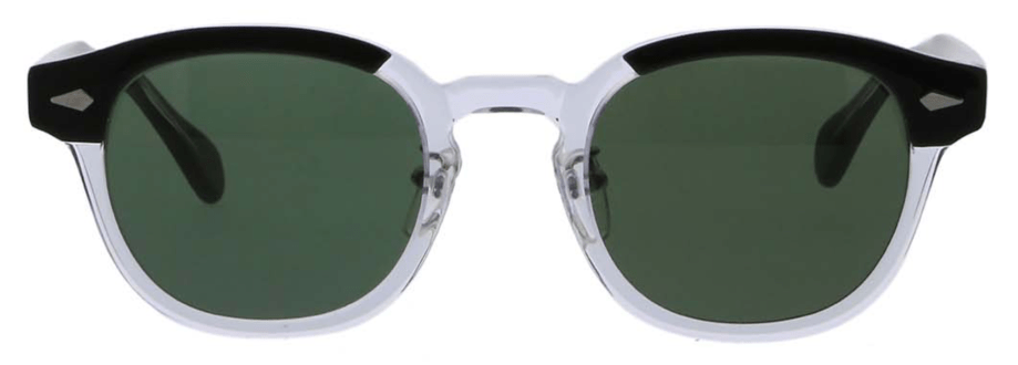 moscot lemtosh sun black crystal