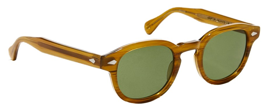 moscot lemtosh sun blonde side