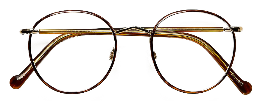 moscot zev blonde gold