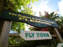 The Fly Zone at Loterie Farm