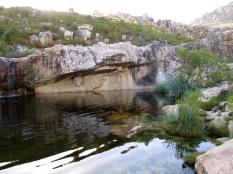 A gorgeous Beaverlac fresh water pool