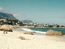 Clifton 1st beach, Cape Town