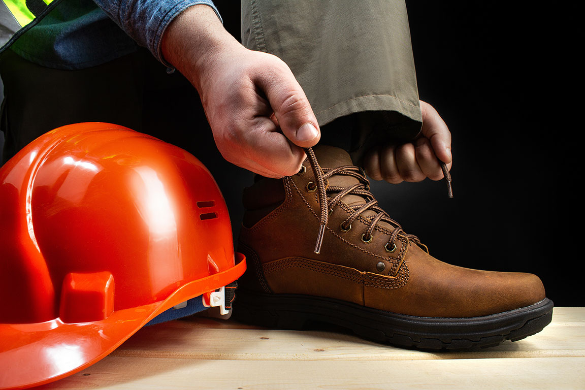 Safety Shoe Program Powered by Zappos
