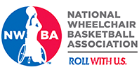 Logo: National Wheelchair Basketball Association