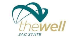 Logo: The Well at Sac State