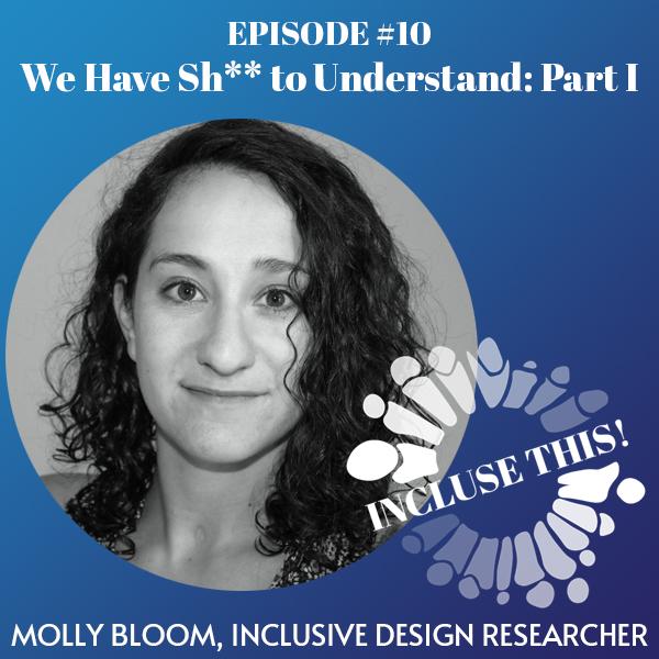 S1 E10 Artwork Molly Bloom