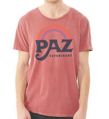 Screen Printed Logo Tee Shirt