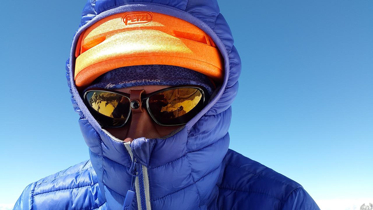 Okulary lodowcowe – praktyczne informacje