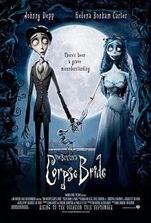 Corpse Bride Halloween Movies