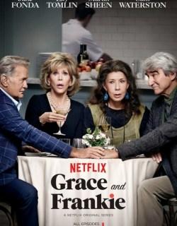 Grace & Frankie grappige netflix serie