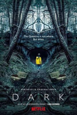 Poster Netflix serie Dark Sci-fi Thriller