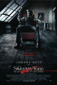 Sweeney Todd Halloween movies