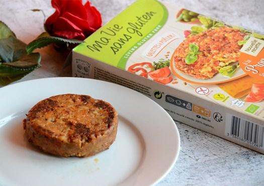 Provencaalse burger Ma Vie Sans Gluten