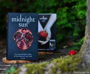 Midnight Sun Twilight in Forks Stephenie Meyer Bookstagram