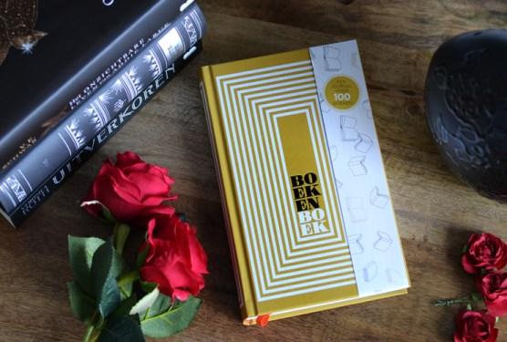 Boekenboek Muscreatief Boekjournal MUS READS
