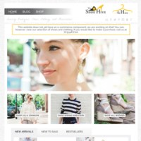 The Shoe Hive and The Hive - Shoe and Clothing Website