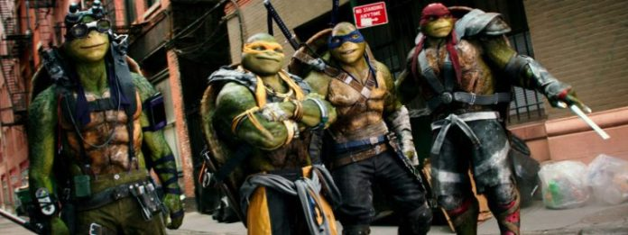 Michelangeo in Teenage Mutant Ninja Turtles: Out of the Shadows from Paramount Pictures, Nickelodeon Movies and Platinum Dunes