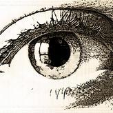 nice eye sketch