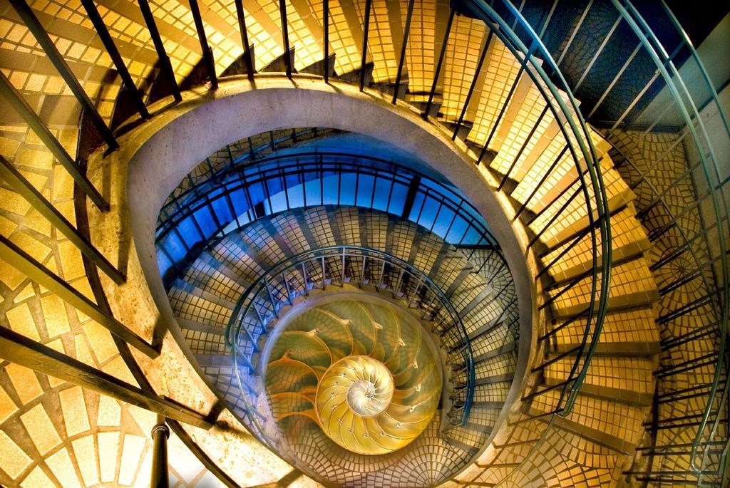 Stair eye
