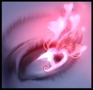 All loving eye