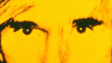 Pop Art Visionary eyes