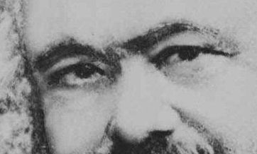eyes of Karl Mark