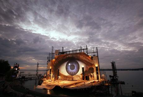 puccini eye