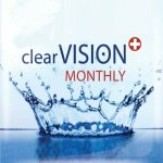 Bella Clear Vision Monthly 1 Pairs