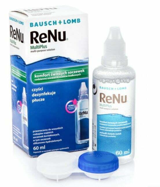 Renu Bausch & Lomb Fresh Multipurpose Solution 60ml