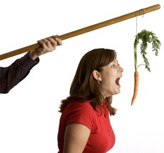 carrot and stick 2 - Different Types of Timewaster