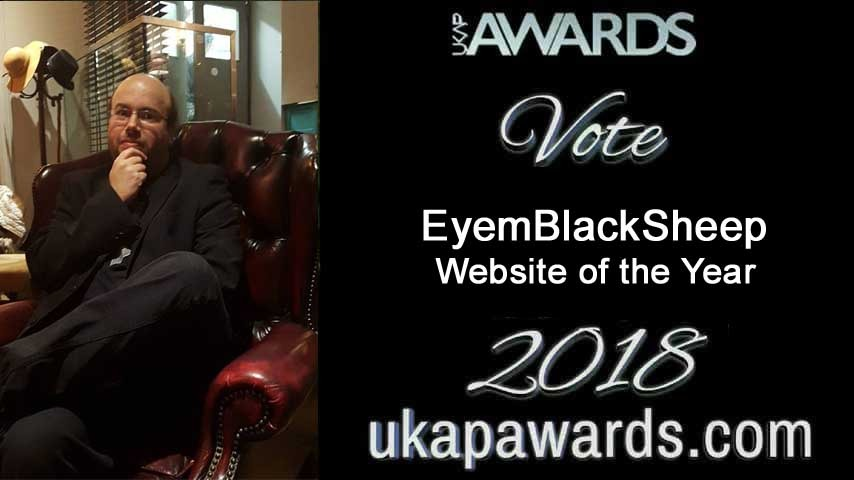 eyemaward copy - So, I'm umm... up for an award. Vote for me?