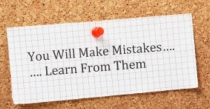 1358913 74da502f18d11572813d1fcd64526a7b 692x360 - Learning from my mistakes.