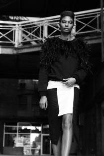 Nu-Mode Magazine: WInter Edition. Jonne Johnson Photography