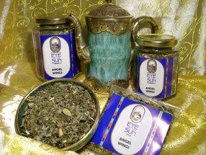 Vibrational Herbal Teas